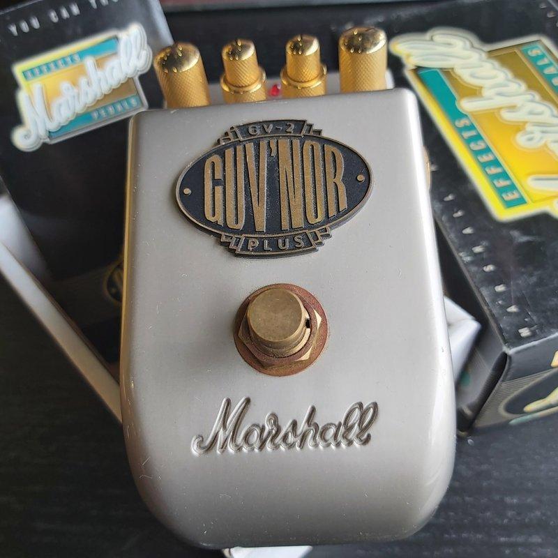 Marshall Consignment Marshall Guv'Nor Plus GV-2 Pedal