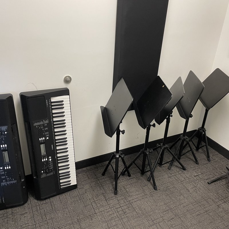 Used Profile Music Stand