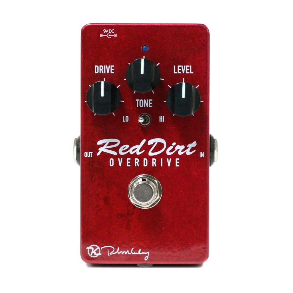 Keeley - Red Dirt Overdrive Pedal