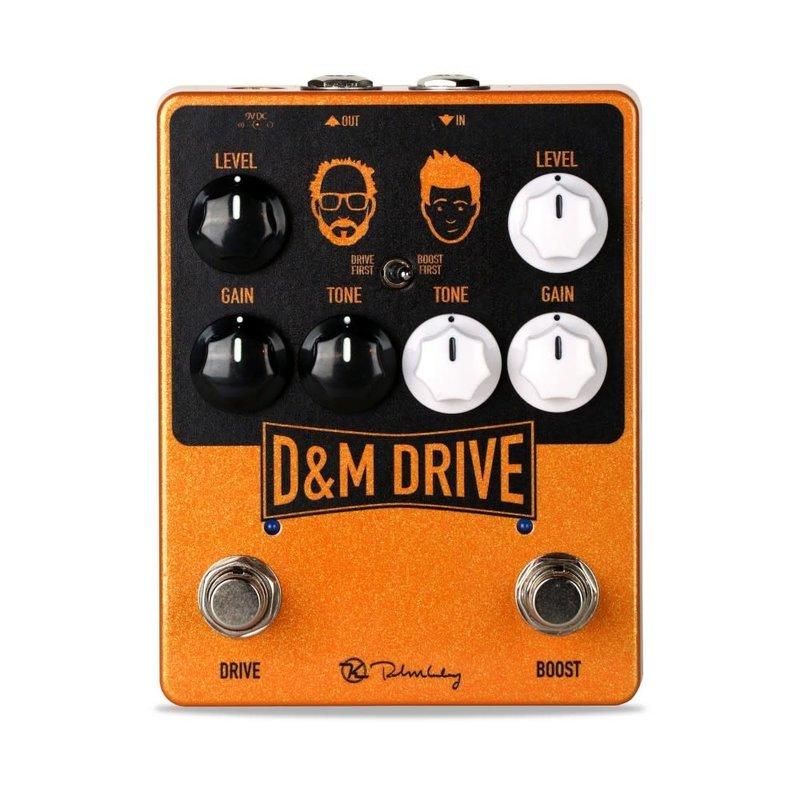 Keeley - D & M Drive Pedal