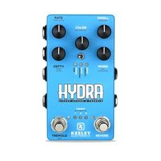 Keeley - Hydra Stereo Reverb/ Trem  Pedal