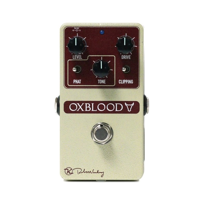 Keeley - Oxblood Overdrive Pedal
