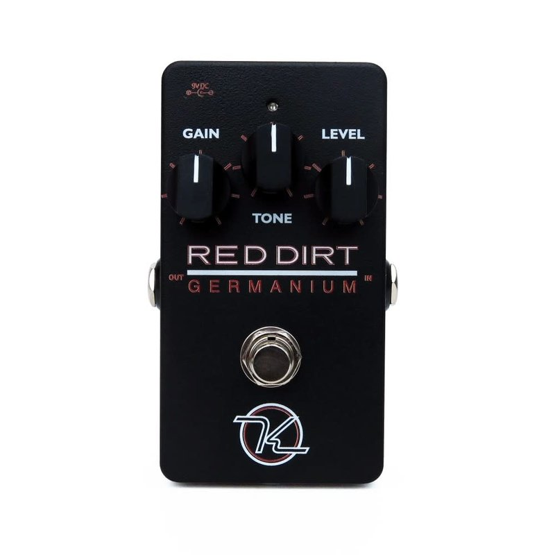 Keeley - Red Dirt Germanium Overdrive Pedal