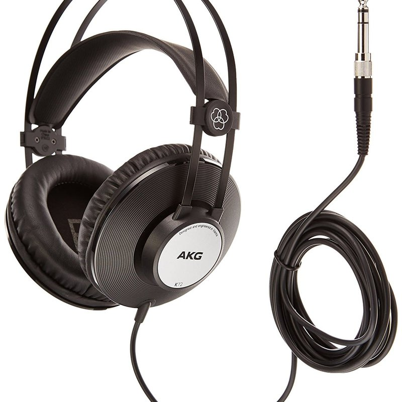 AKG AKG K72 - Closed-Back Studio  Headphones