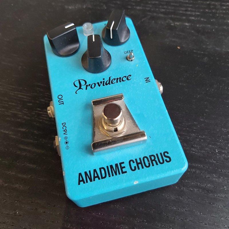 Providence Consignment/Used Providence Anadime Chorus Pedal