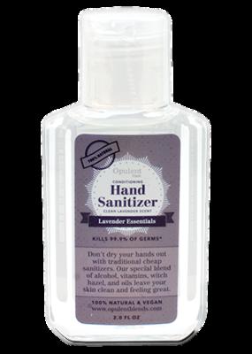 Opulent Blends Lavender Hand Sanitizer (2oz Travel)