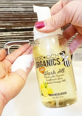 Bee-OCH Organics Citrus Wash All