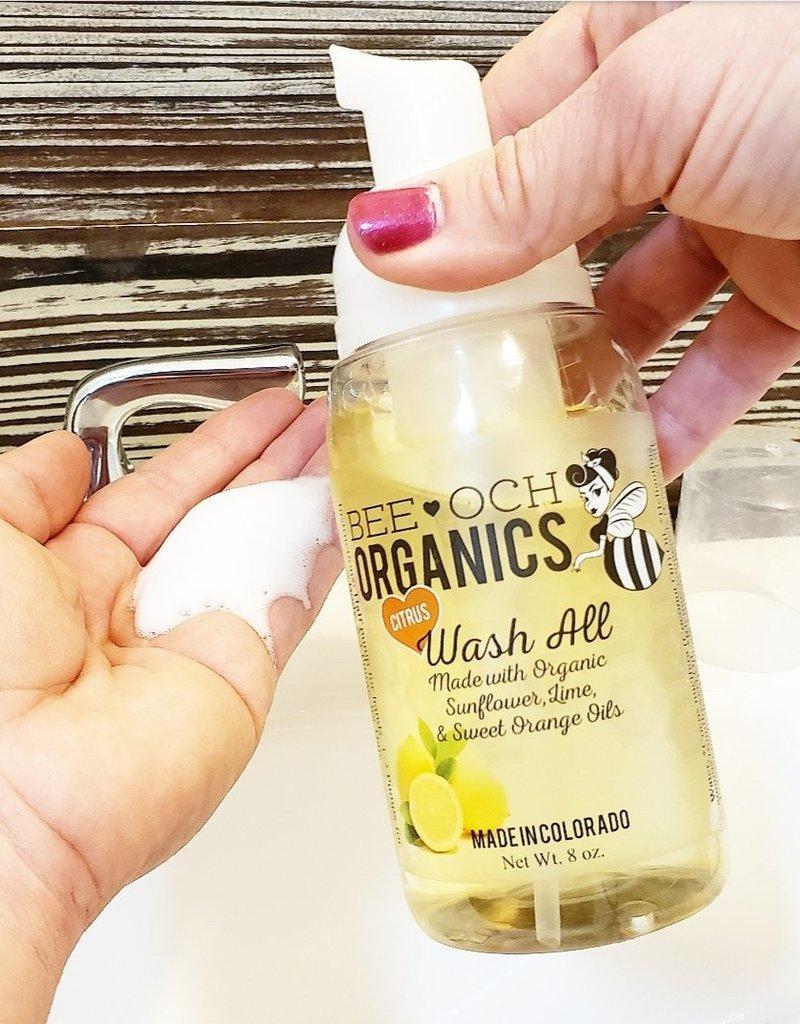 Bee-OCH Organics Citrus Wash All