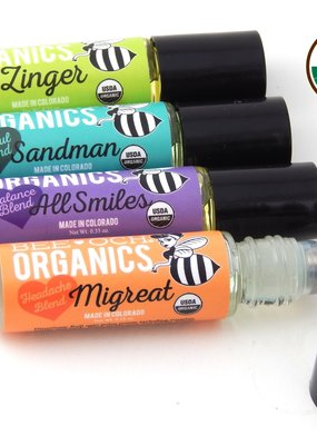 Bee-OCH Organics Restful Blend Rollerball