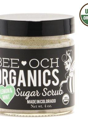 Bee-OCH Organics Cane Sugar Scrub (2oz)