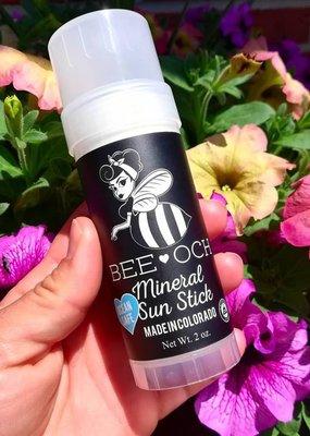 Bee-OCH Organics Mineral Sunscreen Stick