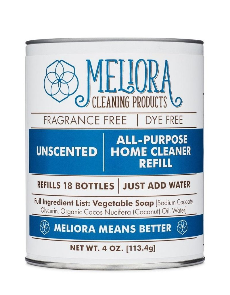 Meliora Cleaning Cleaning Spray Refill