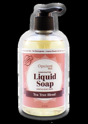 Opulent Blends Tea Tree Blend Hand Soap