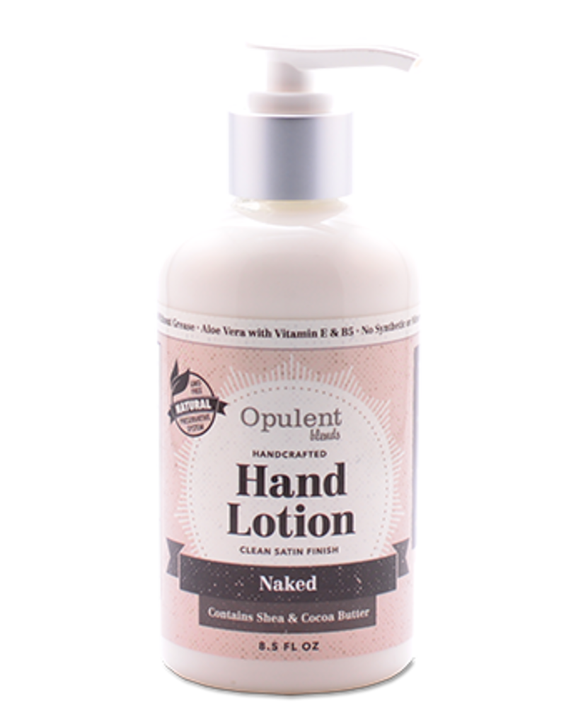 Opulent Blends Scent Free Hand Lotion