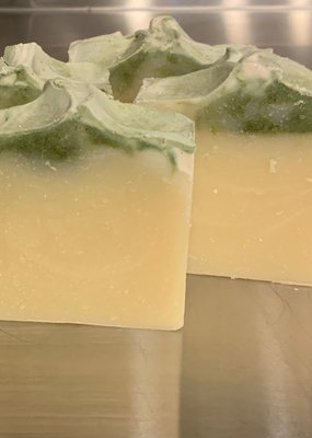 Soap by Naturali Spearmint Eucalyptus Handcrafted Soap