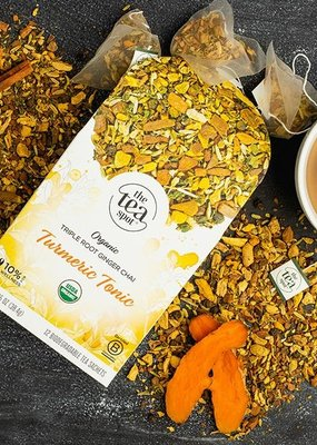 The Tea Spot Tumeric Tonic Blend