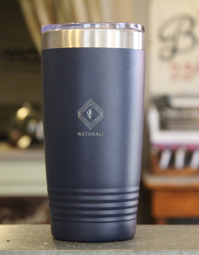 Naturali Brand Mystic Compass Tumbler