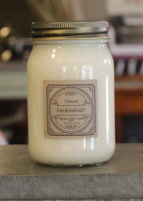 Candles by Naturali Snickerdoodle Soy Candle