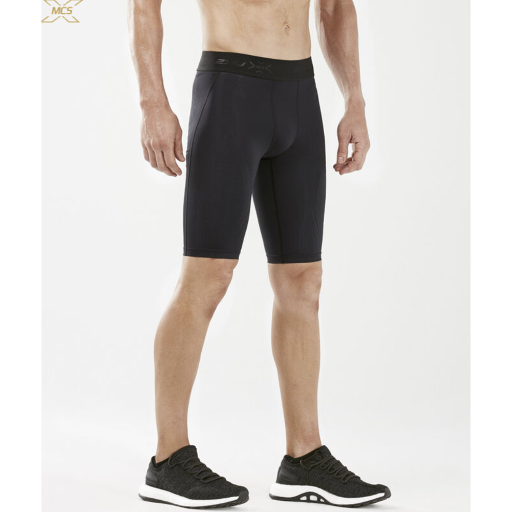 2XU Mens Crosstraining Compression Shorts