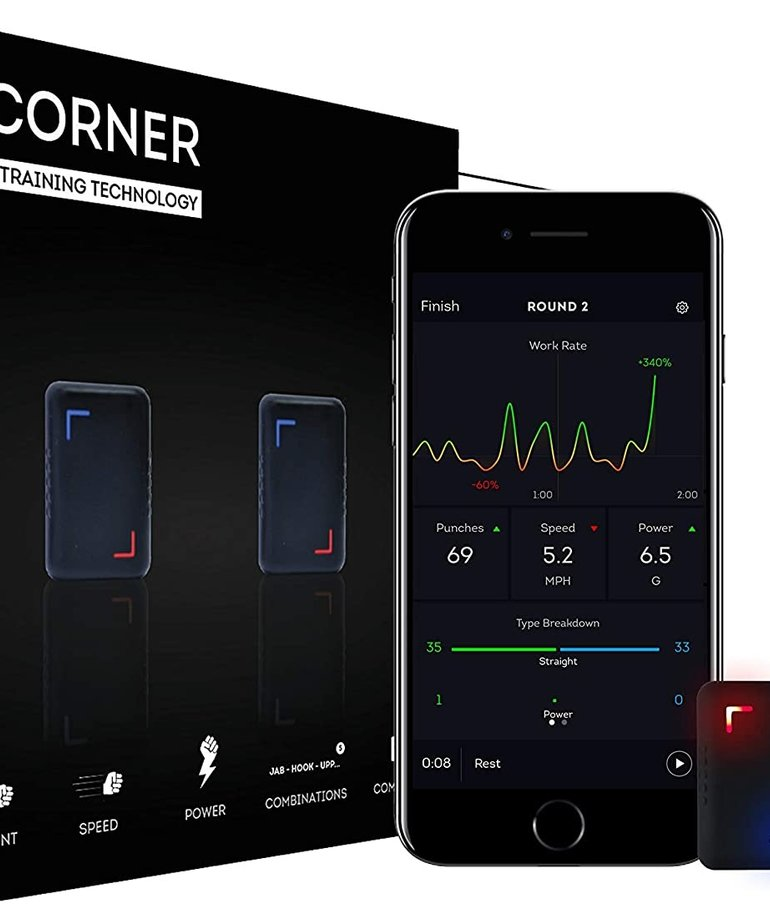 Corner Corner Wearables Boxing Trackers