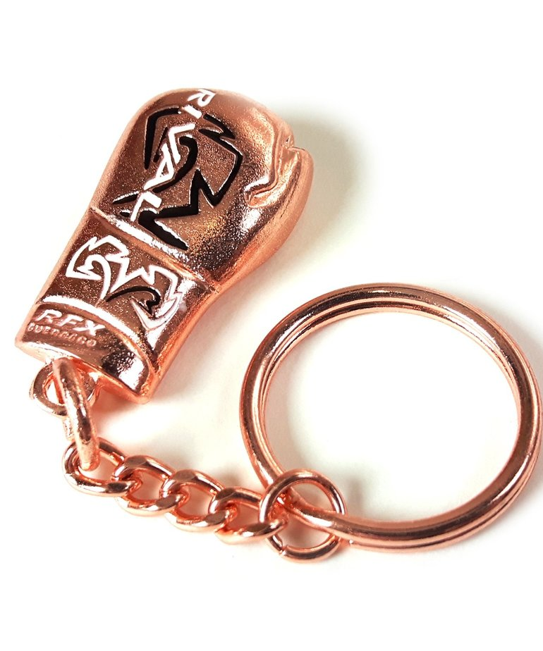 Rival Rival Metal Mini Boxing Glove Keyring