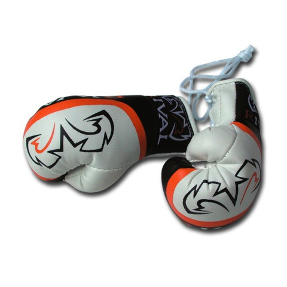 Rival Car Mirror Mini Boxing Gloves