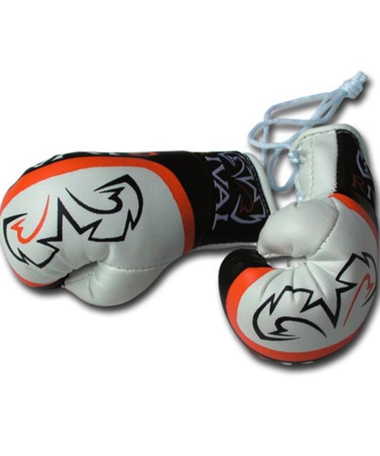 Rival Rival Car Mirror Mini Boxing Gloves