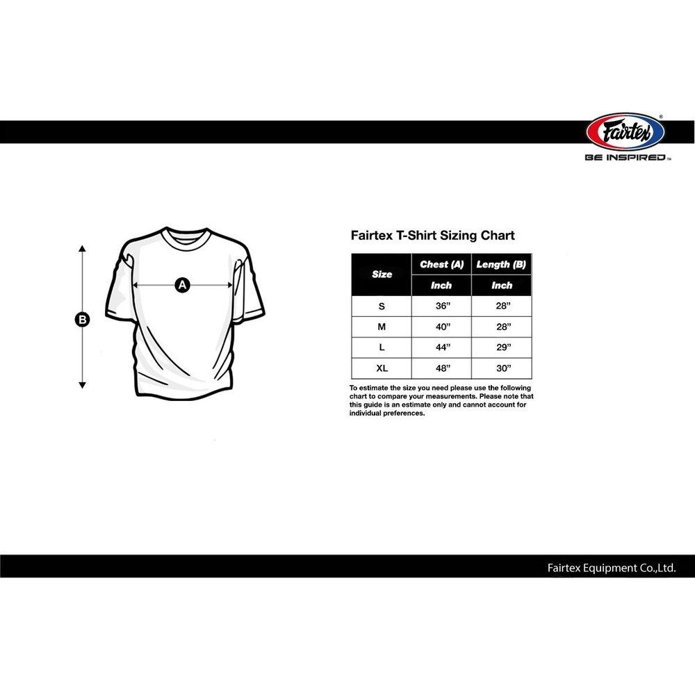 """Fairtex TS4 T-Shirt '""""Fairtex Vintage"""""""