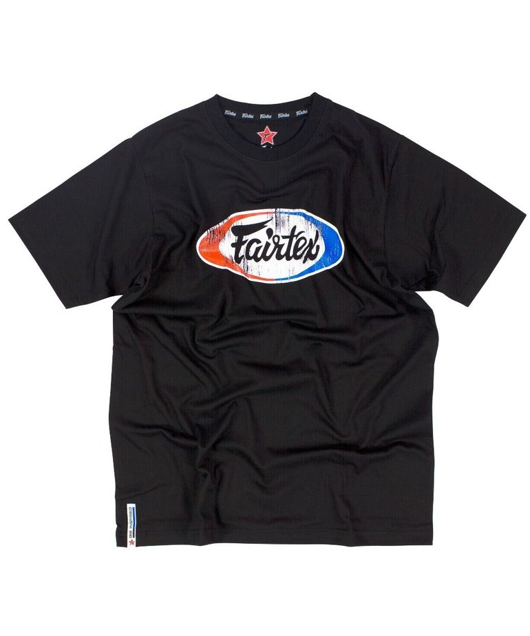 "Fairtex Fairtex TS4 T-Shirt '""Fairtex Vintage"""