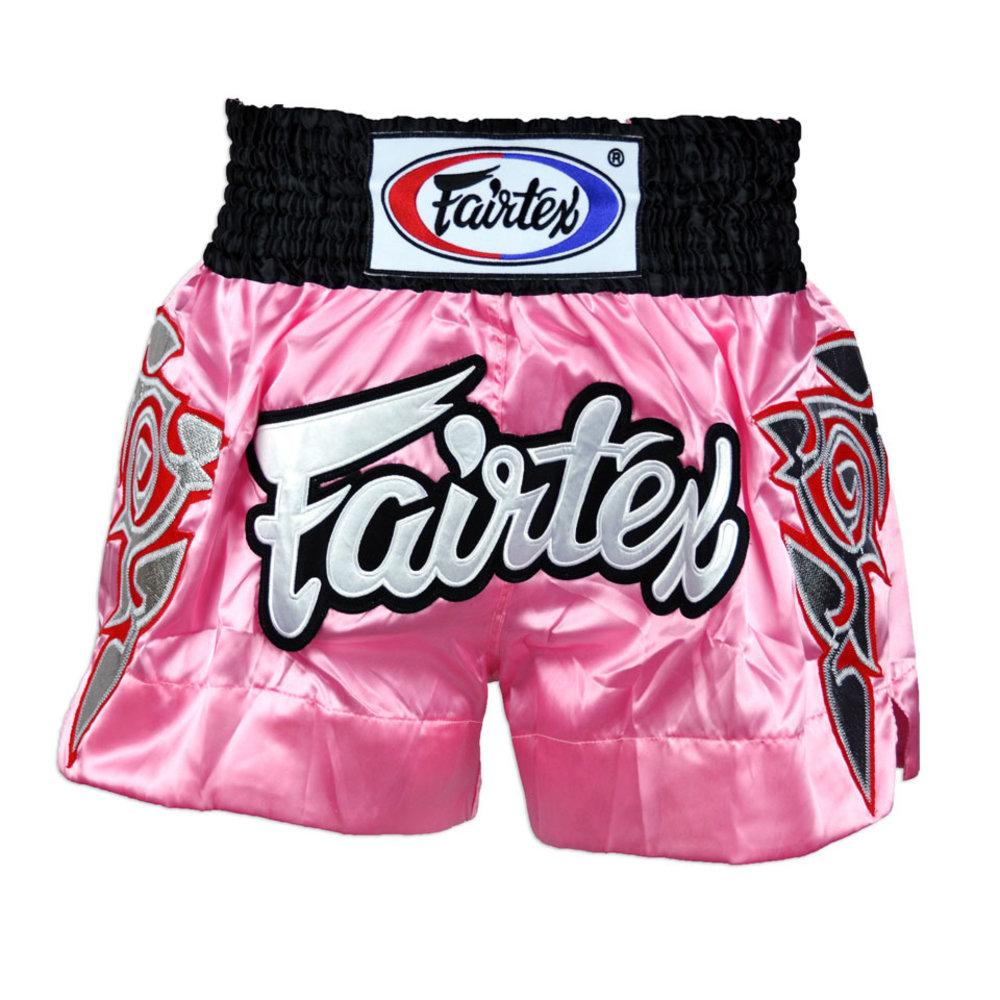 """Fairtex BS0636 """"Modern Thai Art"""" Thai Shorts"""