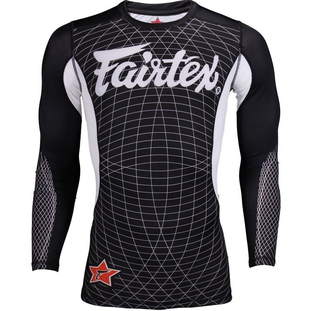 Fairtex RG4 Longsleeve Rashguard
