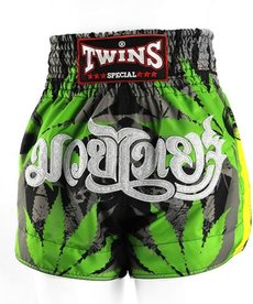 Twins Twins TBS-Grass Thai Shorts