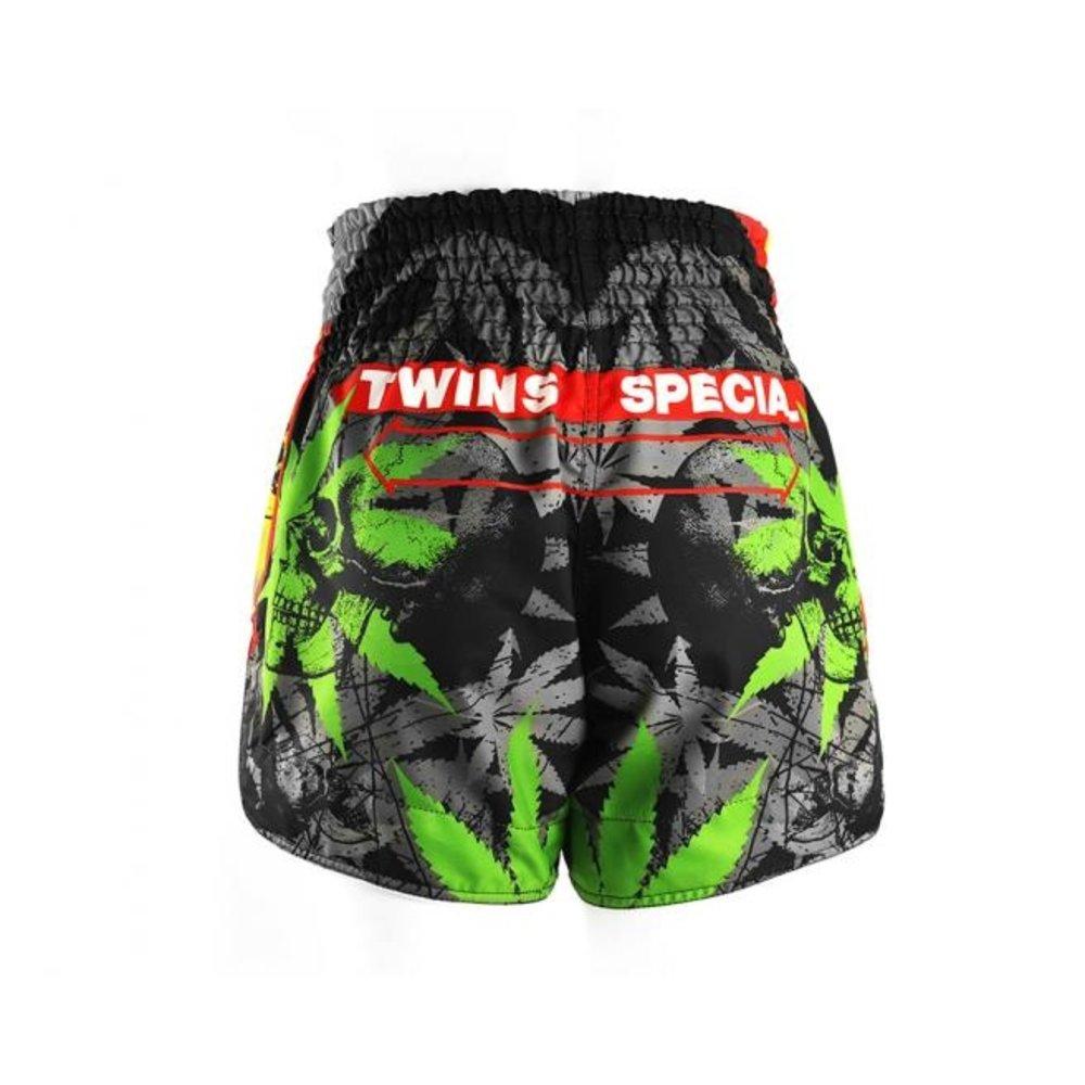 Twins TBS-Grass Thai Shorts