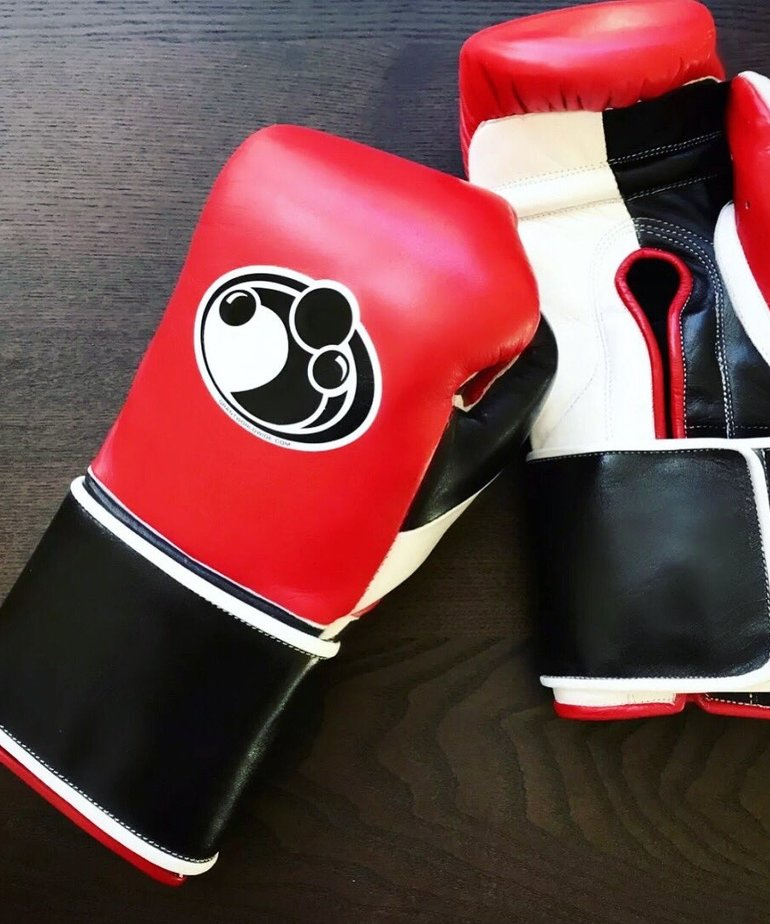 Grant Grant Boxing Custom Pro Velcro Training Glove