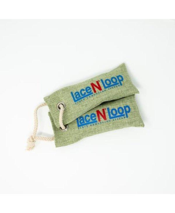 Lace N' Loop Glove Deodorizer