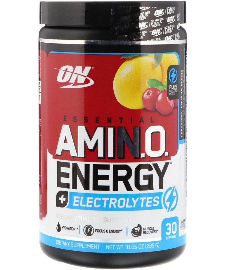 Optimal Nutrition Optimum Nutrition Essential Amino Energy