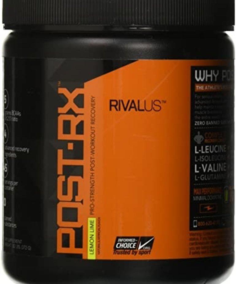 Rivalus Rivalus Post-RX
