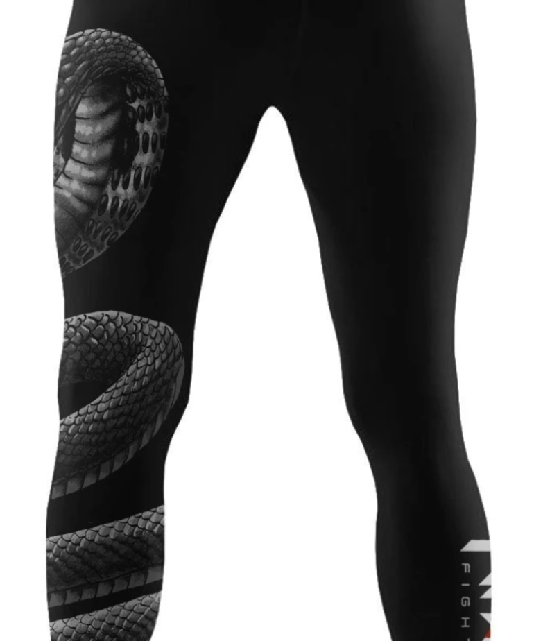 Raven Fightwear Raven King Cobra Spats