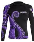 Raven Fightwear Raven Kraken Womens Longsleeve Rashguard