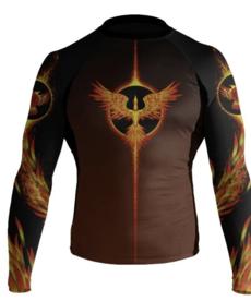 Raven Fightwear Raven Phoenix Youth Longsleeve Rashguard