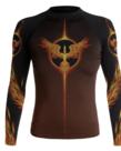 Raven Fightwear Raven Phoenix Womens Longsleeve Rashguard