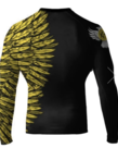 Raven Fightwear Raven Aerial Assault Longsleeve Rashguard