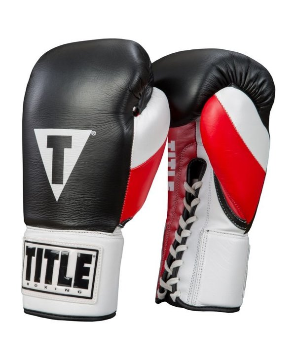 Title Great Official Fight Glove
