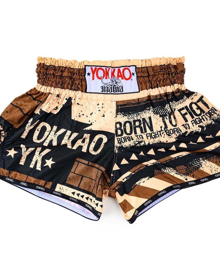 "Yokkao Yokkao Carbonfit ""Hustle"" Shorts"