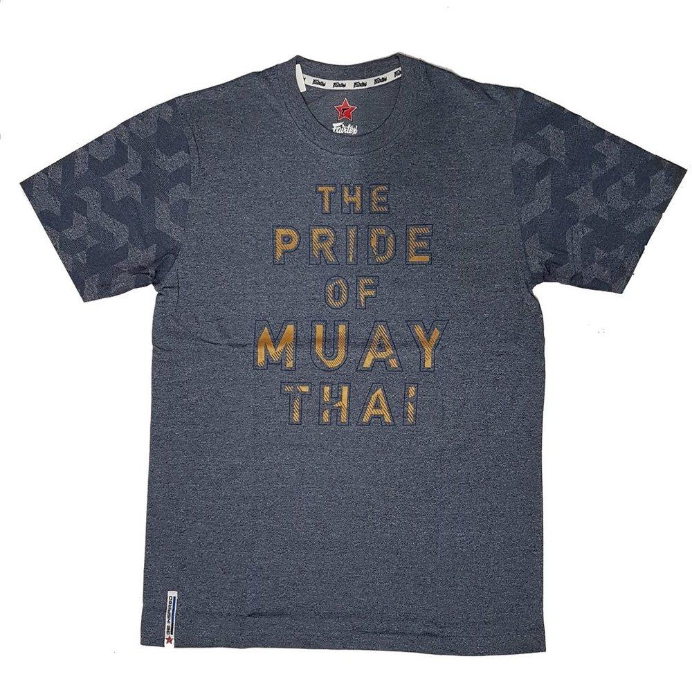 Fairtex Pride of Muay Thai Shirt