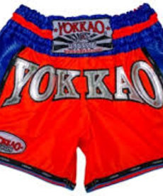Yokkao Yokkao Blue/Orange Shorts