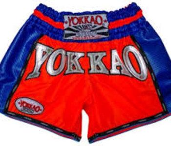Yokkao Blue/Orange Shorts
