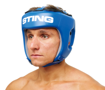 Sting Aiba Competition Headgear