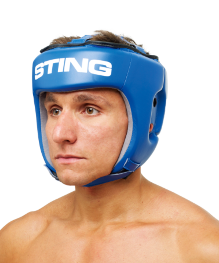 Sting Sting Aiba Competition Headgear