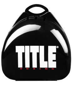 Title Title Deluxe Mouthguard Case
